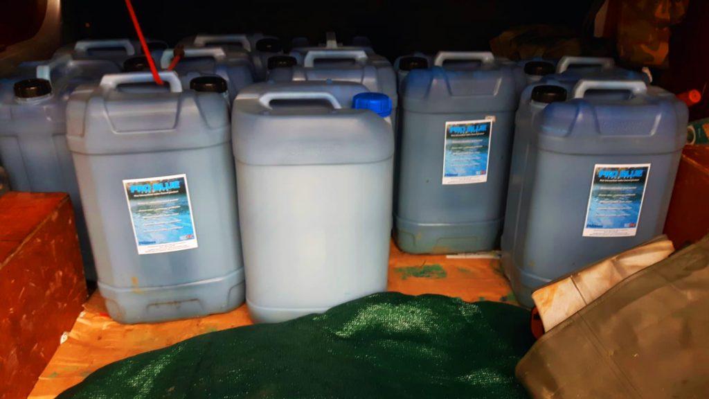 Pro Blue Lake Dye UK